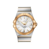 Omega Constellation Co-Axial 38 MM 123.20.38.21.02.002 -...