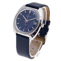 Longines Admiral Ref. 2304 steel vintage wristwatch, 1974
