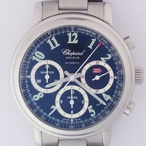 Chopard Mille Miglia 39mm Chronograph Steel Bracelet Ref:8331