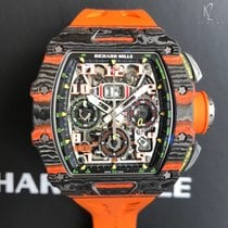 Richard Mille RM 011 RM011-03 New Carbon Automatic