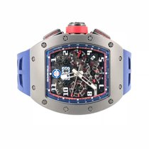 fceb4dd8ecd Richard Mille RM 011 - all prices for Richard Mille RM 011 watches ...