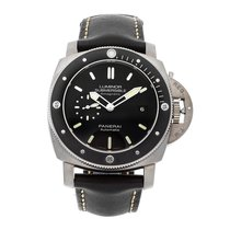 Panerai Pre-Owned  Luminor Submersible 1950 Amagnetic 3-Days...