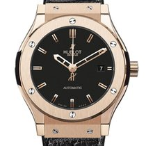 Hublot Classic Fusion 45, 42, 38, 33 mm 565.OX.1181.LR New Rose gold 38mm Automatic