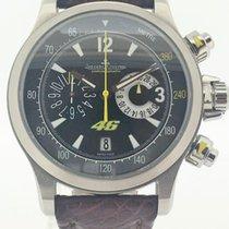 Jaeger-LeCoultre Master Compressor Chronograph Otel 41.5mm Negru Arabic