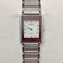 Rado Integral Steel 18mm Mother of pearl No numerals