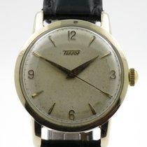 Tissot 33,5mm Handopwind 1950 tweedehands Zilver