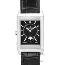 Jaeger-LeCoultre Reverso Duoface Steel 28.3mm Silver