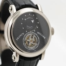 Franck Muller Double Mystery pre-owned 42mm White gold