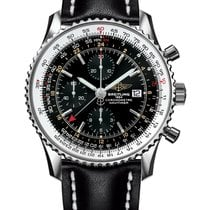 Breitling A2432212/B726 Steel 2012 Navitimer World 46mm new United States of America, Florida, Boca Raton