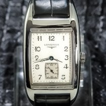 Longines BelleArti Steel 27mm Silver Arabic numerals