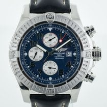 Breitling Super Avenger Steel 48mm Blue Arabic numerals United States of America, California, Pleasant Hill