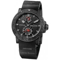Ulysse Nardin Steel 40mm Automatic 263-38LE-3 new United States of America, New York, New York