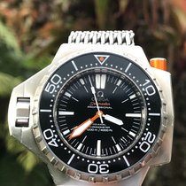 Omega Seamaster PloProf pre-owned 55mm Steel