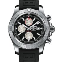 Breitling Super Avenger II new Automatic Chronograph Watch with original box and original papers A13371111B1S2