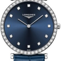 Longines L4.523.0.97.2 L45230972 Steel 2021 29mm new United States of America, New York, Airmont
