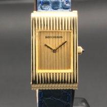 Boucheron Sarı altın Quartz Reflet ikinci el