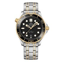 Omega Seamaster Diver 300 M 210.20.42.20.01.002 2019 new
