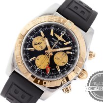 Breitling Chronomat 44 GMT Gold/Steel 44mm Black No numerals United States of America, Pennsylvania, Willow Grove