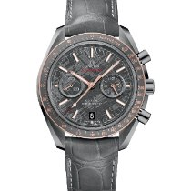 Omega Speedmaster Professional Moonwatch Ceramic Grey No numerals United States of America, New York, New York