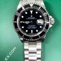 Rolex Submariner Date Steel 40mm Black No numerals Singapore, Singapore