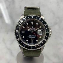 Rolex 16710 Stahl 2000 GMT-Master II 40mm gebraucht Deutschland, Hamburg