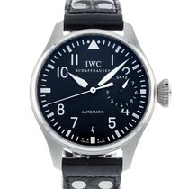 IWC Big Pilot Steel 46mm Black United States of America, Georgia, Atlanta