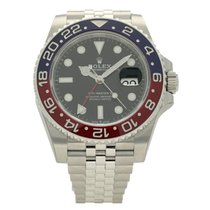 Rolex GMT-Master II 126710BLRO 2018 nov