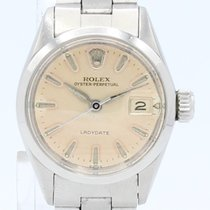 Rolex Oyster Perpetual Lady Date 6517 1964 gebraucht
