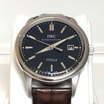 IWC Ingenieur Automatic Steel 42,5mm Black No numerals
