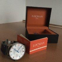 Locman Titanium 44mm Quartz 511 pre-owned