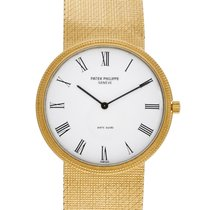 Patek Philippe Yellow gold 32mm White Roman numerals United States of America, Florida, Surfside