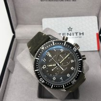 Zenith Pilot Type 20 11.2240.405/21.C773 Unworn Steel 43mm Automatic