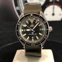 Omega Seamaster 300 Steel 40mm Black