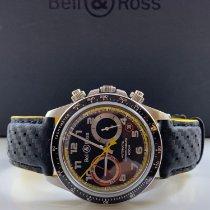 Bell & Ross BRV126-RS40-ST/SRB pre-owned