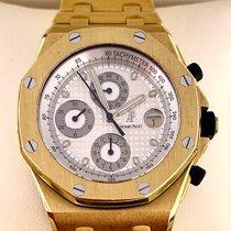 Audemars Piguet Royal Oak Offshore Chronograph 25721BA.OO.1000BA.03 Bon Or jaune 42mm Remontage automatique