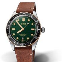 Oris Divers Sixty Five Acero 40mm Verde España, ESPAÑA