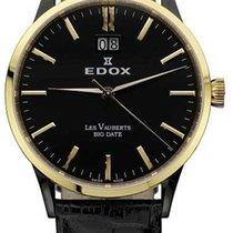 Edox Les Vauberts 63001 357RN NIR new