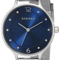 Skagen Steel 30mm Quartz SKW2307 new