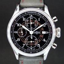 Davosa Vintage Rallye Pilot Chronograph Inzahlungnahme möglich