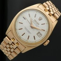 Rolex DATEJUST 18K ROSE GOLD WITH ORIGNAL 18K ROSE GOLD JUBILEE