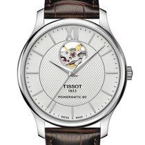 Tissot T-Classic Tradition T06390716038 Powermatic80 Men's Watch