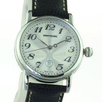 Montblanc Damen Uhr Lady Meisterstück Ref. 7020 Lederband Neu OVP