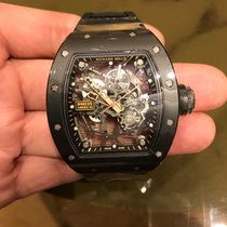 Richard Mille Roodgoud Automatisch nieuw RM 035
