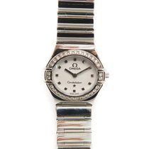 歐米茄 (Omega) Constellation MyChoice Mini Watch White Quartz...