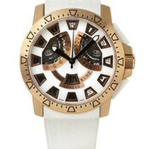 Pierre Kunz Red gold Automatic pre-owned