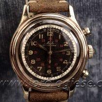 Mido Multi-centerchrono Vintage Black Glossy 24 Hrs. Dial...