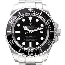 劳力士  Deep Sea Black/Steel Ø44 mm - 116660