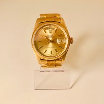 Rolex Day-Date President 18038 18k gold BARK version