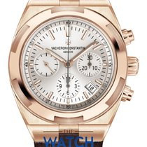 Vacheron Constantin Overseas Chronograph new