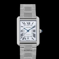 Cartier Tank Solo Steel 31.00mm Silver